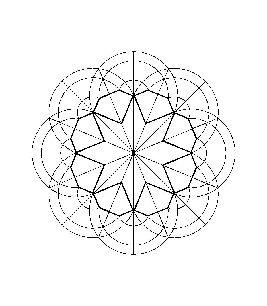 Costruttivo del logo di Mycott and Darin