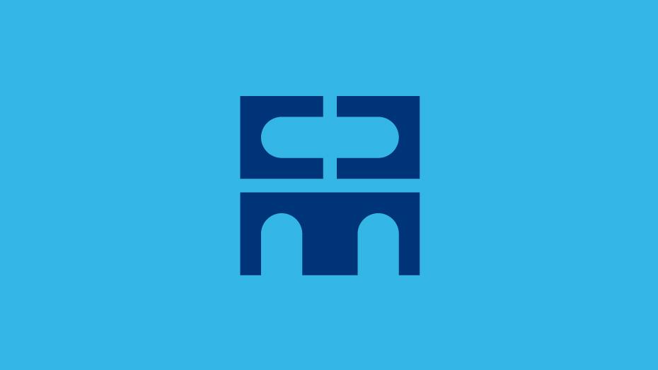 Trademark Club del Marketing e della Comunicazione blu su azzurro
