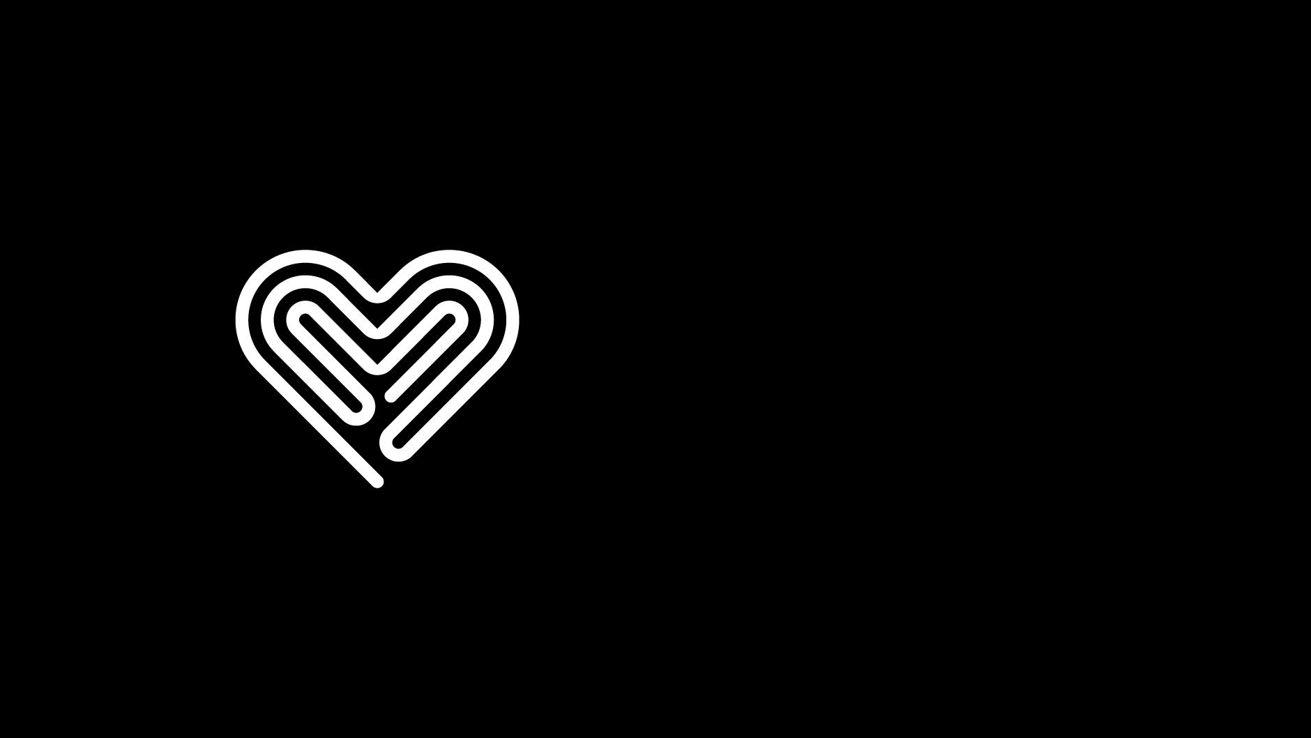 Fitt pittogramma cuore/tubo