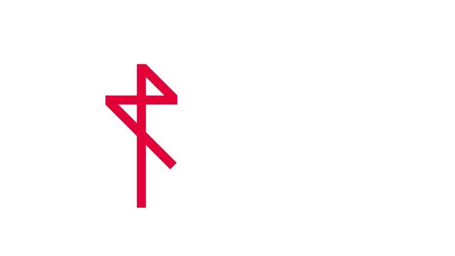 Rossetto trademark rosso rossetto su bianco
